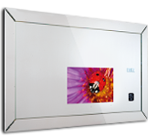 "Mirror TV Heritage. CR 70-185. CR 100-185. MMC 84-133. Design your own. 13.3"" TFT LED. 18.5"" TFT LED. 21.5"" TFT LED."